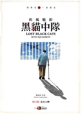 lost black cats - 35th squadron